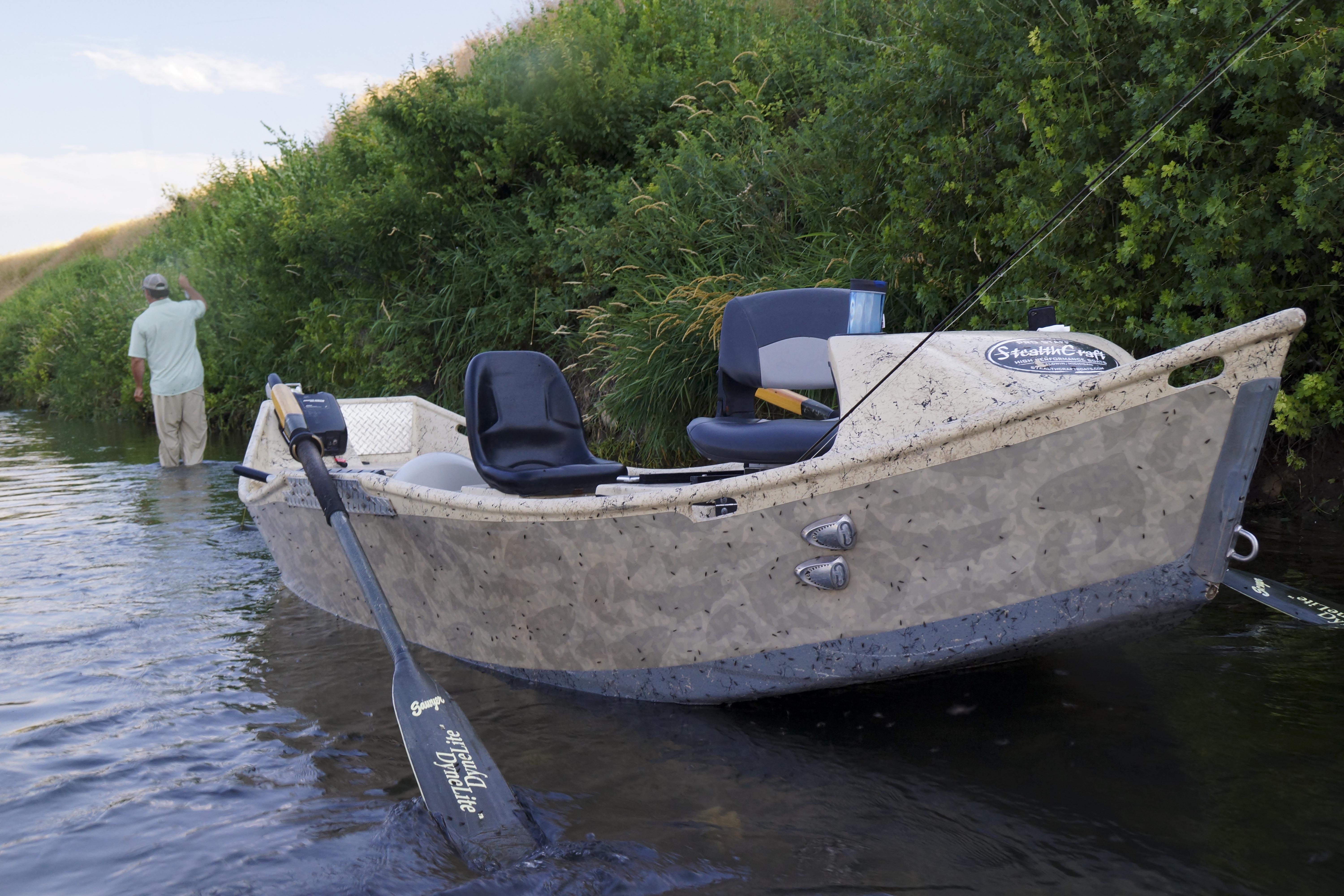 Welcome to Hyde Drift Boats - YouTube
